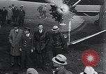 Image of Charles Lindbergh Newark New Jersey USA, 1929, second 18 stock footage video 65675031343