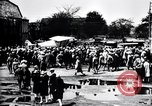 Image of Charles Lindbergh Curtiss Field New York USA, 1927, second 17 stock footage video 65675031351