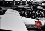 Image of Charles Lindbergh Curtiss Field New York USA, 1927, second 20 stock footage video 65675031351