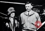 Image of Charles Lindbergh Curtiss Field New York USA, 1927, second 43 stock footage video 65675031351