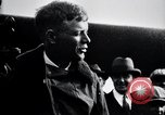 Image of Charles Lindbergh New York United States USA, 1927, second 47 stock footage video 65675031352