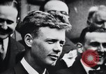Image of Charles Lindbergh Paris France, 1928, second 13 stock footage video 65675031355