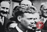 Image of Charles Lindbergh Paris France, 1928, second 14 stock footage video 65675031355