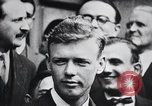 Image of Charles Lindbergh Paris France, 1928, second 16 stock footage video 65675031355