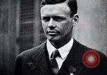 Image of Charles Lindbergh Paris France, 1928, second 37 stock footage video 65675031355