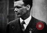 Image of Charles Lindbergh Paris France, 1928, second 38 stock footage video 65675031355