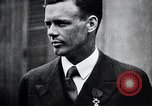 Image of Charles Lindbergh Paris France, 1928, second 39 stock footage video 65675031355