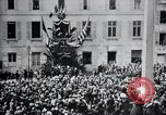 Image of Charles Lindbergh Paris France, 1928, second 5 stock footage video 65675031363