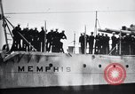 Image of Charles Lindbergh Cherbourg Normandy France, 1928, second 14 stock footage video 65675031364