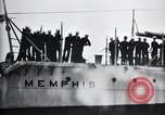Image of Charles Lindbergh Cherbourg Normandy France, 1928, second 15 stock footage video 65675031364