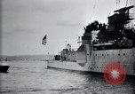 Image of Charles Lindbergh Cherbourg Normandy France, 1928, second 28 stock footage video 65675031364