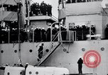 Image of Charles Lindbergh Cherbourg Normandy France, 1928, second 41 stock footage video 65675031364