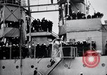 Image of Charles Lindbergh Cherbourg Normandy France, 1928, second 44 stock footage video 65675031364