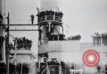 Image of Charles Lindbergh Cherbourg Normandy France, 1928, second 50 stock footage video 65675031364