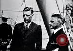 Image of Charles Lindbergh United States USA, 1928, second 53 stock footage video 65675031365