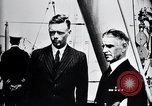 Image of Charles Lindbergh United States USA, 1928, second 54 stock footage video 65675031365