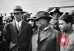 Image of Charles Lindbergh Mexico City Mexico, 1928, second 44 stock footage video 65675031382