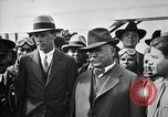Image of Charles Lindbergh Mexico City Mexico, 1928, second 46 stock footage video 65675031382