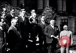 Image of Charles Lindbergh Mexico City Mexico, 1928, second 27 stock footage video 65675031383