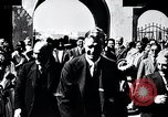 Image of Charles Lindbergh Mexico City Mexico, 1928, second 9 stock footage video 65675031384