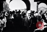 Image of Charles Lindbergh Mexico City Mexico, 1928, second 11 stock footage video 65675031384