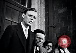 Image of Charles Lindbergh Mexico City Mexico, 1928, second 28 stock footage video 65675031384