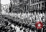 Image of Adolf Hitler speech Germany, 1933, second 20 stock footage video 65675031390