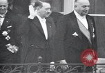 Image of Adolf Hitler at Bayreuth Opera House Bayreuth Bavaria Germany, 1936, second 6 stock footage video 65675031412