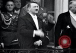 Image of Adolf Hitler at Bayreuth Opera House Bayreuth Bavaria Germany, 1936, second 10 stock footage video 65675031412