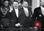 Image of Adolf Hitler at Bayreuth Opera House Bayreuth Bavaria Germany, 1936, second 13 stock footage video 65675031412