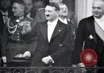 Image of Adolf Hitler at Bayreuth Opera House Bayreuth Bavaria Germany, 1936, second 15 stock footage video 65675031412