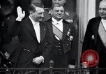 Image of Adolf Hitler at Bayreuth Opera House Bayreuth Bavaria Germany, 1936, second 16 stock footage video 65675031412