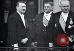 Image of Adolf Hitler at Bayreuth Opera House Bayreuth Bavaria Germany, 1936, second 18 stock footage video 65675031412