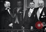 Image of Adolf Hitler at Bayreuth Opera House Bayreuth Bavaria Germany, 1936, second 19 stock footage video 65675031412