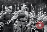 Image of Adolf Hitler reviews brown shirts Germany, 1933, second 10 stock footage video 65675031413