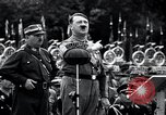 Image of Adolf Hitler reviews brown shirts Germany, 1933, second 14 stock footage video 65675031413