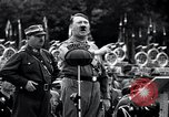 Image of Adolf Hitler reviews brown shirts Germany, 1933, second 15 stock footage video 65675031413