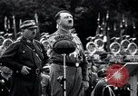 Image of Adolf Hitler reviews brown shirts Germany, 1933, second 16 stock footage video 65675031413