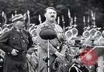 Image of Adolf Hitler reviews brown shirts Germany, 1933, second 17 stock footage video 65675031413