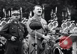 Image of Adolf Hitler reviews brown shirts Germany, 1933, second 22 stock footage video 65675031413