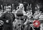 Image of Adolf Hitler reviews brown shirts Germany, 1933, second 28 stock footage video 65675031413