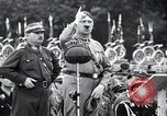 Image of Adolf Hitler reviews brown shirts Germany, 1933, second 29 stock footage video 65675031413