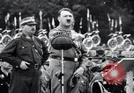 Image of Adolf Hitler reviews brown shirts Germany, 1933, second 33 stock footage video 65675031413