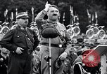 Image of Adolf Hitler reviews brown shirts Germany, 1933, second 34 stock footage video 65675031413