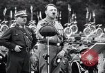 Image of Adolf Hitler reviews brown shirts Germany, 1933, second 35 stock footage video 65675031413