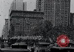 Image of Charles Lindbergh New York City USA, 1927, second 15 stock footage video 65675031417