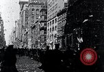 Image of Charles Lindbergh New York City USA, 1927, second 24 stock footage video 65675031417