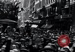 Image of Charles Lindbergh New York City USA, 1927, second 28 stock footage video 65675031417