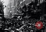 Image of Charles Lindbergh New York City USA, 1927, second 29 stock footage video 65675031417
