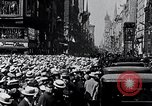 Image of Charles Lindbergh New York City USA, 1927, second 33 stock footage video 65675031417